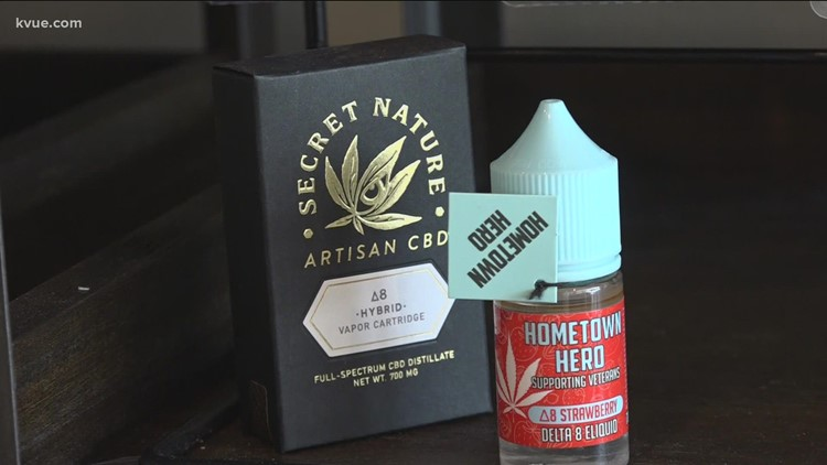 Lawsuit filed against Texas DSHS for considering delta-8 THC an illegal substance