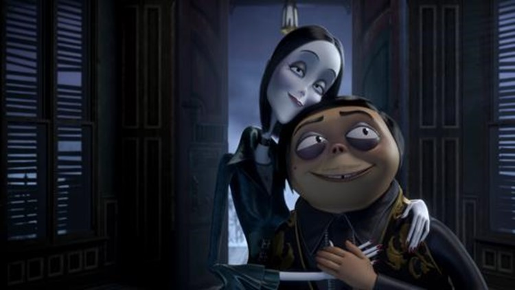 The first trailer for the animated 'Addams Family' is creepy and kooky