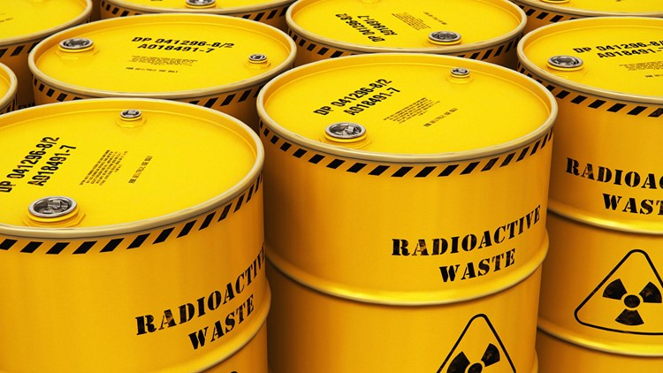 House bill concerning high-level nuclear waste in Texas will not be going forward