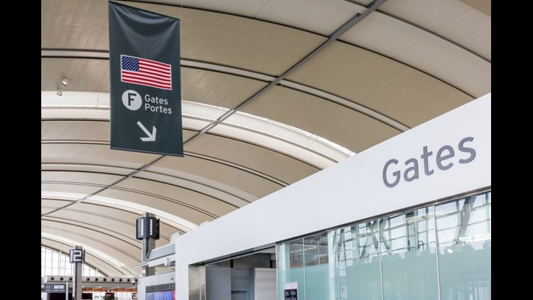 You might have to clear immigration prior to departure like at Toronto Airport (YYZ) if you're headed to the US (Image by JHVEPhoto/Shutterstock)