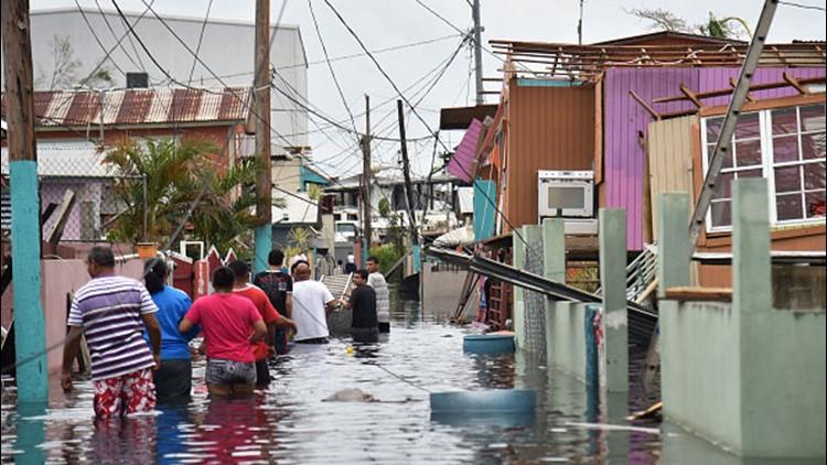 hurricane maria devastation pr