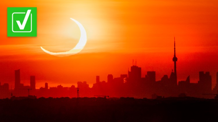 Yes, there is a spike in interest in 1983 song 'Total Eclipse of the Heart' whenever there's a solar eclipse