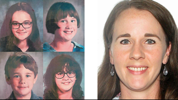 US Marshals searching for mom accused of abducting 4 children, possibly spotted in East TN