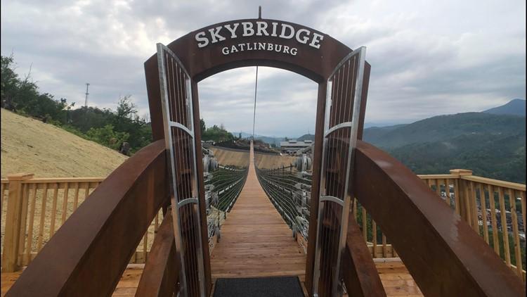 Gatlinburg SkyBridge