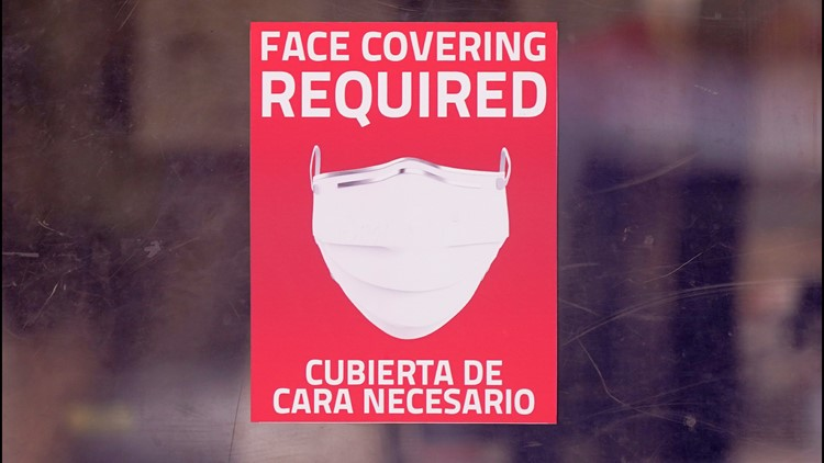 Still need a mask? These businesses will require customers to wear masks despite reversal of state order