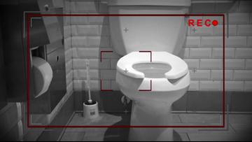 Hidden cameras found in coffee chain's restroom