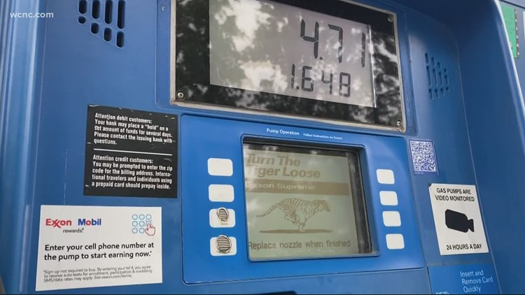 Gas prices are at their highest since 2014. How to save on your next fill-up