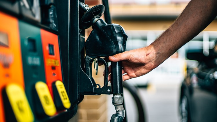 Gas prices set new 2021 high and still climbing