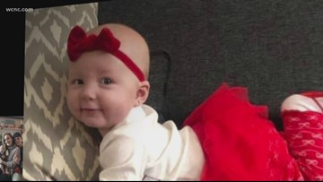 Matthews family grieves for baby given deadly dose of allergy medicine at daycare, police say
