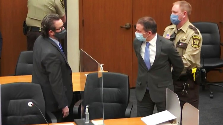 San Antonio and Texas leaders react to guilty verdicts in Derek Chauvin Trial