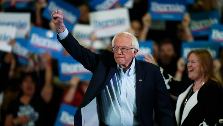 US officials briefed Bernie Sanders on Russia trying to help his campaign