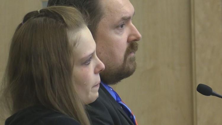 Alyssa Murch in court photo
