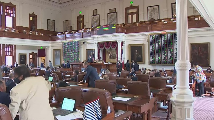Texas legislature passes election bill; breaking down the situation in Afghanistan   Inside Texas Politics