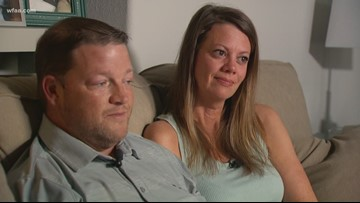 'It was the best day of my life...but it was also the hardest day of my life': McKinney man fighting cancer gets hospital wedding