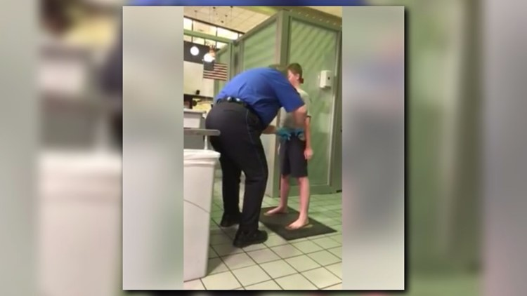 Mother 'livid' over son's treatment by TSA at DFW Airport | kens5 com