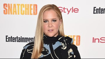 Amy Schumer cancels Dallas show due to severe nausea