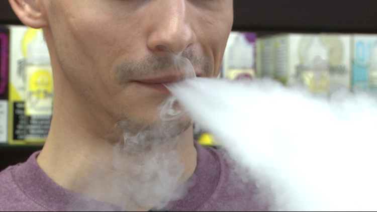 CDC reports 153 possible cases of lung disease connected to vaping