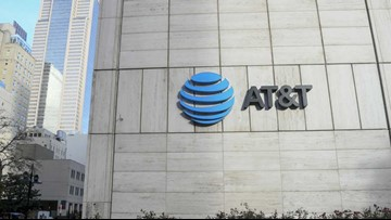 Dallas-based AT&T plans to lay off hundreds of workers