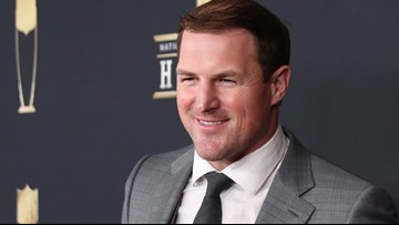 Jason Witten will soon be enshrined in the Texas Sports Hall of Fame