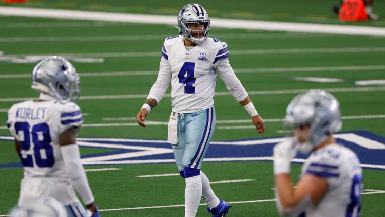 'Pressure is privilege' for Dallas Cowboys Quarterback Dak Prescott with $160 million contract