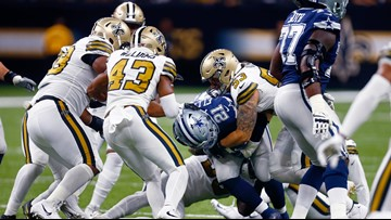 Was the Dallas Cowboys' loss merely a defensive struggle?