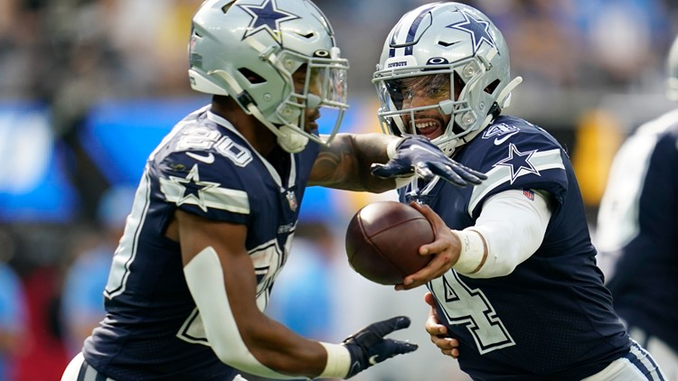 Commentary: Cowboys might have the best offense in the NFL