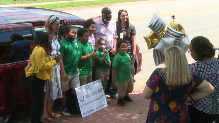 Fort Worth dad gets unimaginable gift just in time for Father's Day