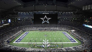 'Voice of AT&T Stadium' Roger Emrich passes away