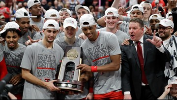 The last Final Four with a Texas team also featured Carmelo Anthony and Dwyane Wade