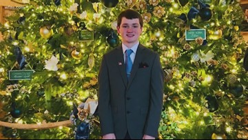 North Texas teen invited to decorate White House for Christmas