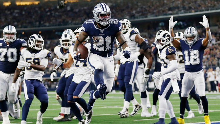 5 Things: Who were those guys? Cowboys rout Rams