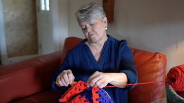 How a Dallas grandmother discovered a $65,000 yarn heist