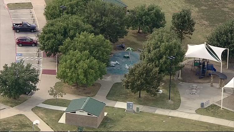 Child dies from rare amoeba after visiting Arlington splash pad, officials say