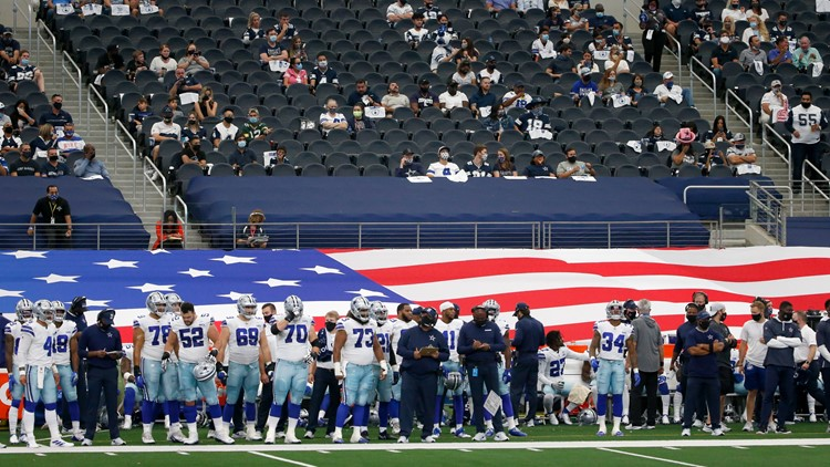 Cowboys have NFL's most 'Instagrammable' venue with AT&T Stadium, study finds
