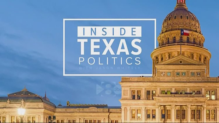 Inside Texas Politics: Congressman Colin Allred says another federal stimulus package is possible