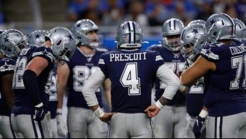 THANKSGIVING FOOTBALL: Dallas Cowboys go head-to-head with Buffalo Bills on CBS19