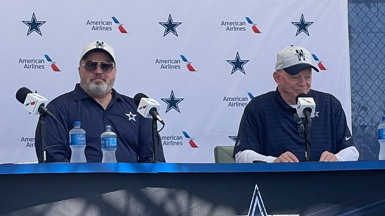 Cowboys happy to open 62nd season back in Oxnard for training camp