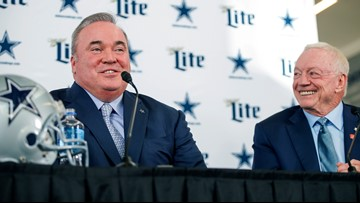 'Proven team builder and winner': Jones introduces McCarthy as new Dallas Cowboys head coach