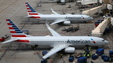 COVID-19 pandemic forces American Airlines to retire aircraft, offer unpaid employee leave