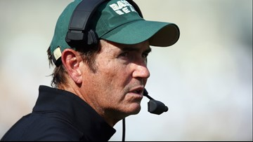 Mount Vernon High didn't talk with Baylor victims, NCAA about hiring Art Briles