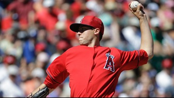 Texas Rangers game postponed after Angels pitcher Tyler Skaggs died