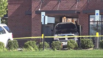 Man Killed at Chick-Fil-A in Nebraska After Ramming the Restaurant With His Truck, Pulling Gun on Officer