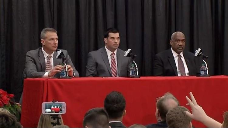 Ohio State head coach Urban Meyer announces retirement, Ryan Day named new head coach