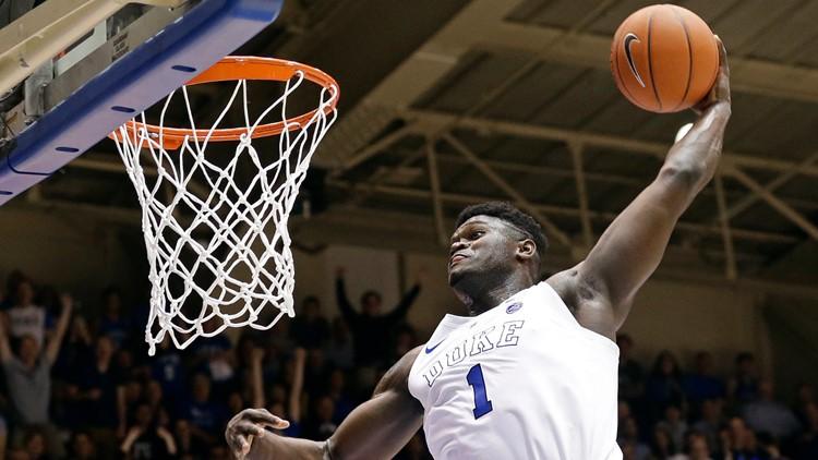 AP All-ACC Basketball