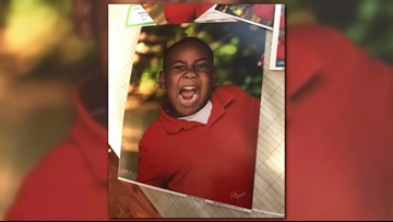 'The photo shows all of his personality:' 5-year-old's school picture goes viral