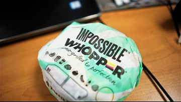 Burger King sued over Impossible Whopper alleged meat contamination