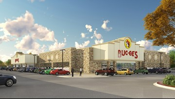 Buc-ee's plans first Georgia location