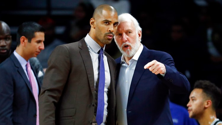Report: Former Spurs assistant Ime Udoka finalizing deal to become Boston Celtics' new head coach