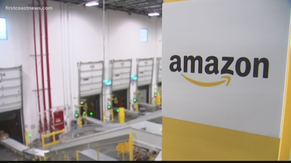 Amazon hires 4,600 employees from Texas to meet coronavirus shopping demands