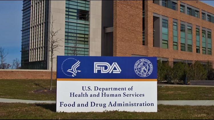 U.S. FDA building